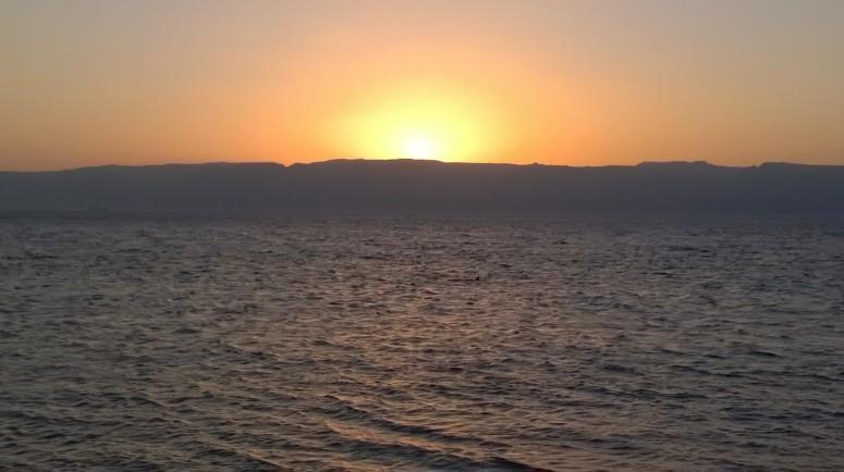 red-sea-sunset
